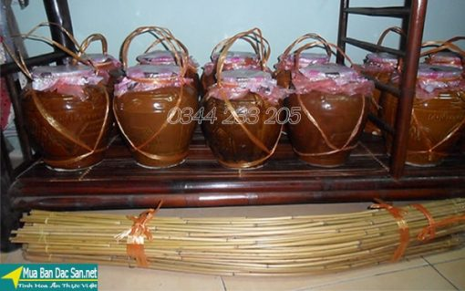 Binh ruou can